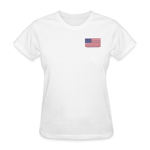 America First UCSC - Women's T-Shirt