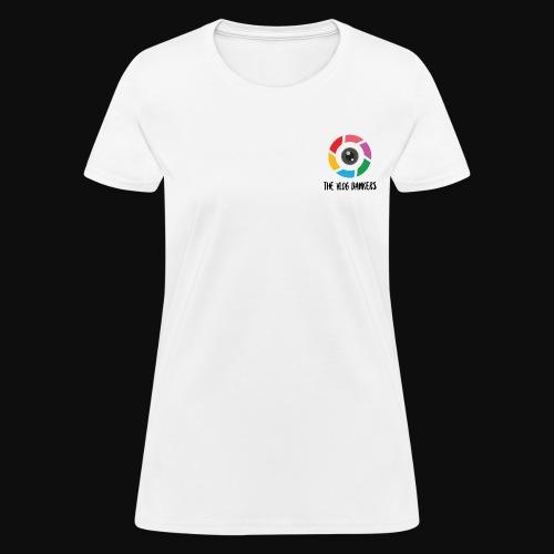Vlog Dankers Camera Design - Women's T-Shirt