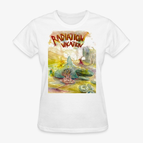 Beached Whale - Women's T-Shirt