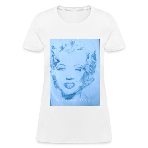 Emma's Marilyn - Women's T-Shirt
