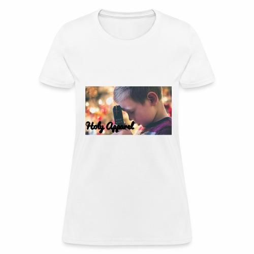 Holy apparel - Women's T-Shirt