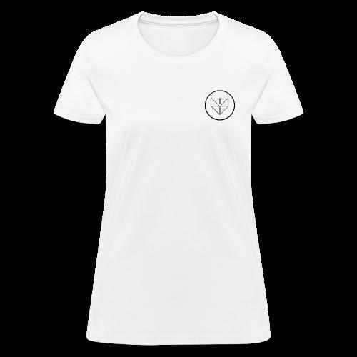 Tritania Logo in black - Women's T-Shirt