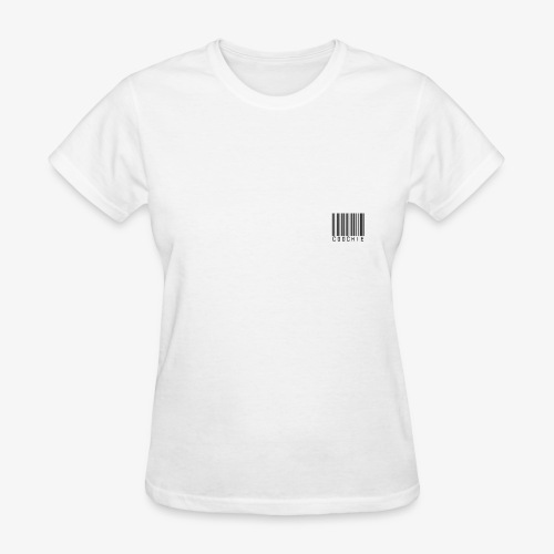 Bar Code Cooch - Women's T-Shirt