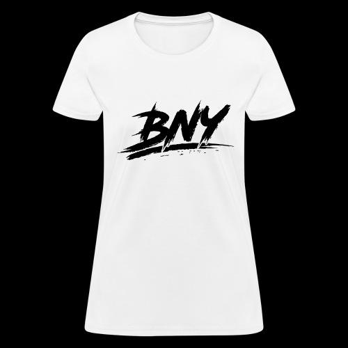 BLACK LOGO - Women's T-Shirt