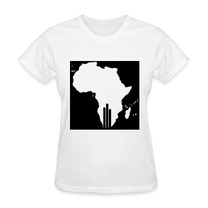 Tswa_Daar_Logo_Design - Women's T-Shirt