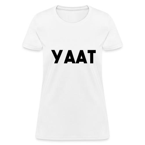 ICEshock YAAT - Women's T-Shirt