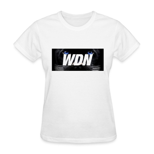 WDN black - Women's T-Shirt