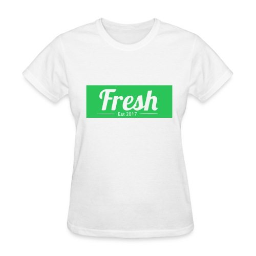 green logo - Women's T-Shirt