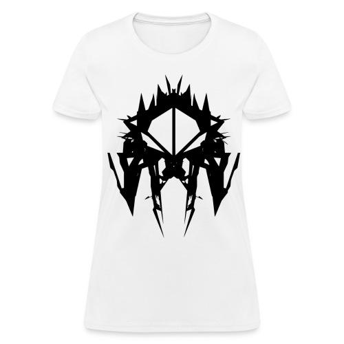 LOGO 1_invert - Women's T-Shirt