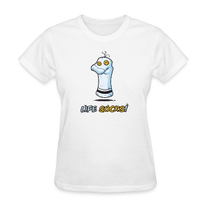 Life Socks - Women's T-Shirt