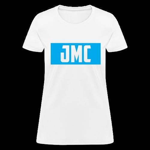 JMC's Blue Logo - Women's T-Shirt