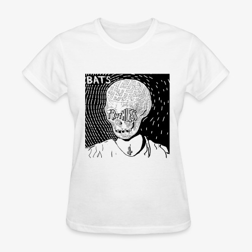 BATS TRUTHLESS DESIGN BY HAMZART - Women's T-Shirt