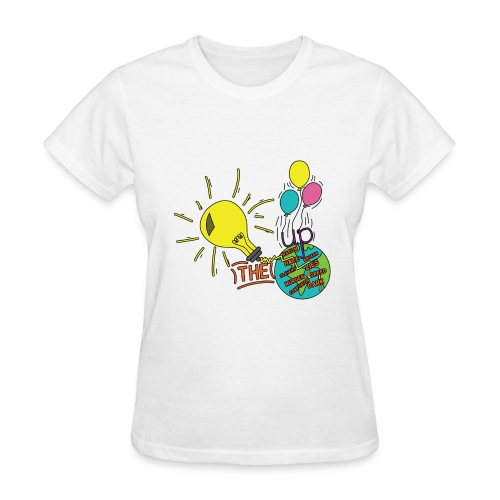 Light Up The World - Women's T-Shirt