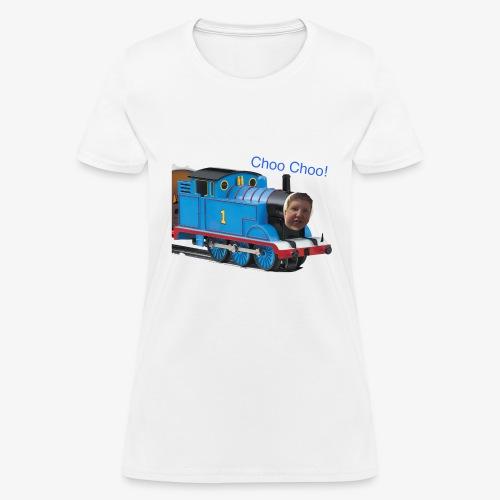 Matthew Choo Choo Thomas - Women's T-Shirt