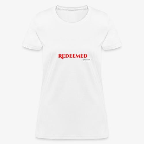 Redeemed - Women's T-Shirt