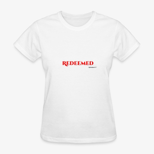 Redeemed - Women's T-Shirt
