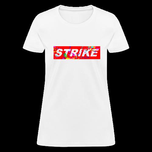 STRIKE COLORSPLASH - Women's T-Shirt