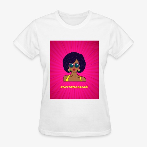 Fly Girl Pink - Women's T-Shirt