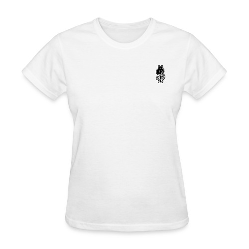 black - Women's T-Shirt