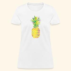 Pineapple - Women's T-Shirt