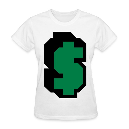 capitalism $ - Women's T-Shirt