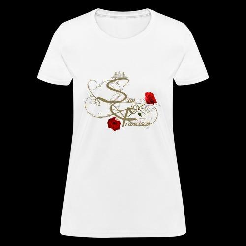 SanFrancisco Love - Women's T-Shirt
