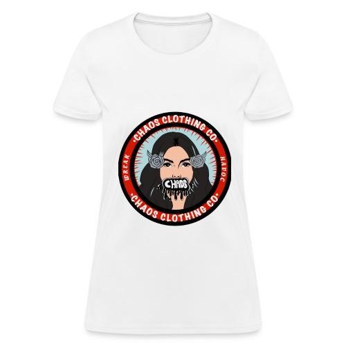 Classic Chaos Logo - Women's T-Shirt