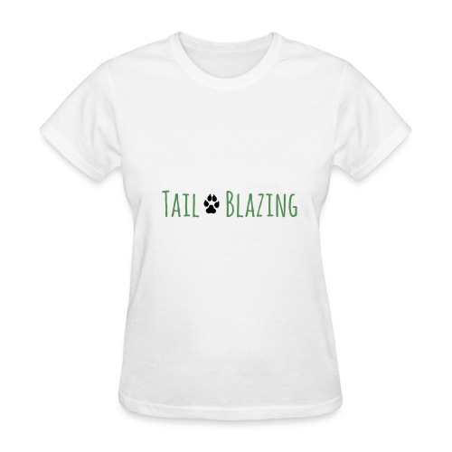 Tail Blazing - Women's T-Shirt