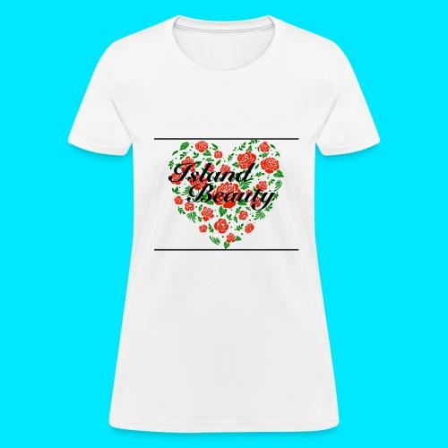 island beauty - Women's T-Shirt