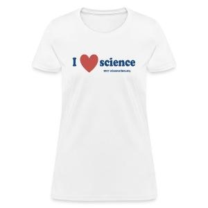 scienceathon - Women's T-Shirt