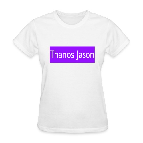 Thanos Jason Purple - Women's T-Shirt