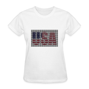 USA - Women's T-Shirt