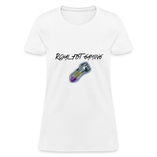 Royal Fist Gaming - Women's T-Shirt