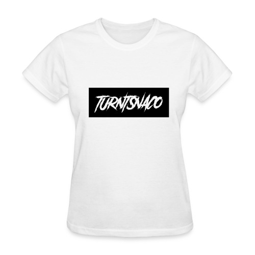 Turntsnaco - logo - Women's T-Shirt
