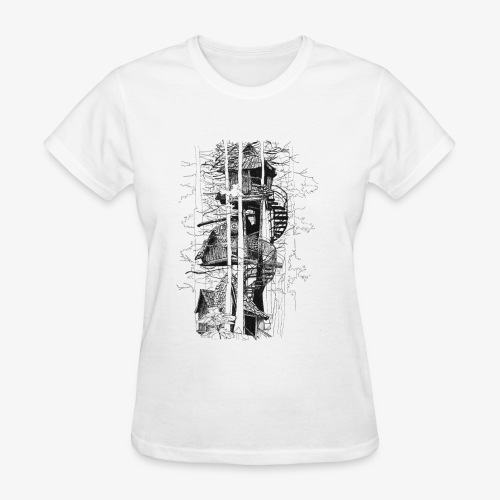 Tee House - Women's T-Shirt