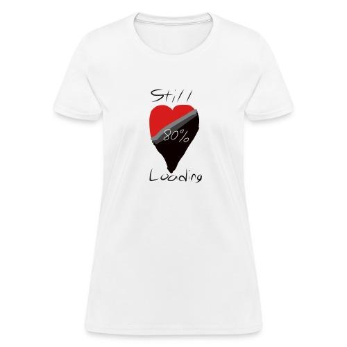 Heart on hold - Women's T-Shirt