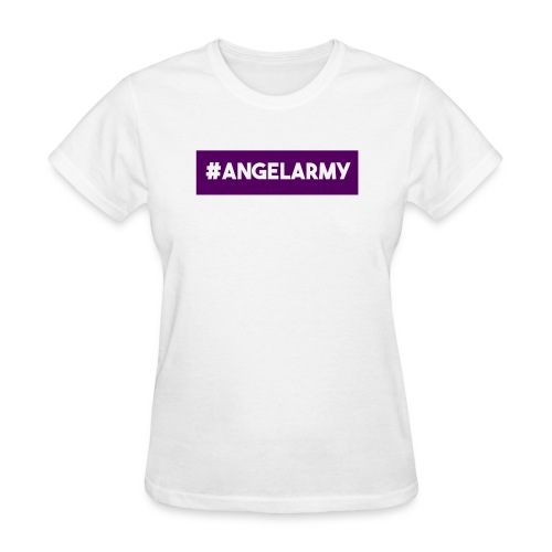 The Angel Army - Women's T-Shirt