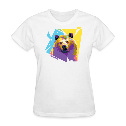 Bear Within - Women's T-Shirt
