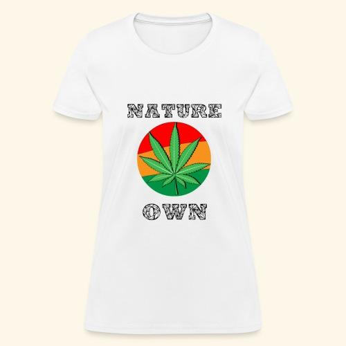 Nature Own - Women's T-Shirt