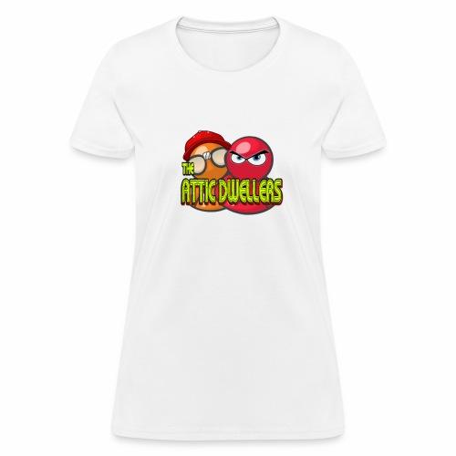The Attic Dwellers (Logo) - Women's T-Shirt