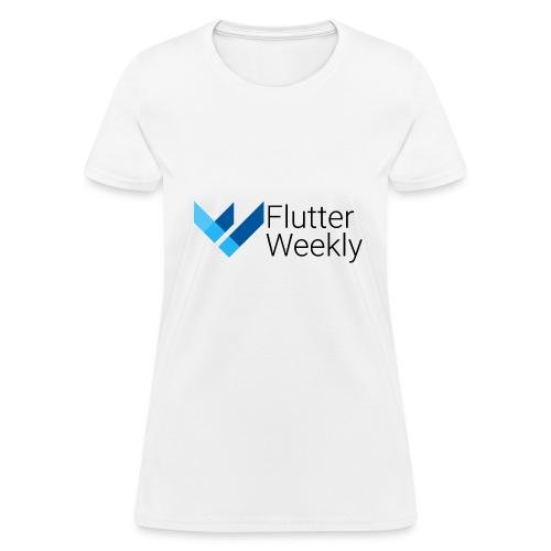 Flutter Weekly - Women's T-Shirt