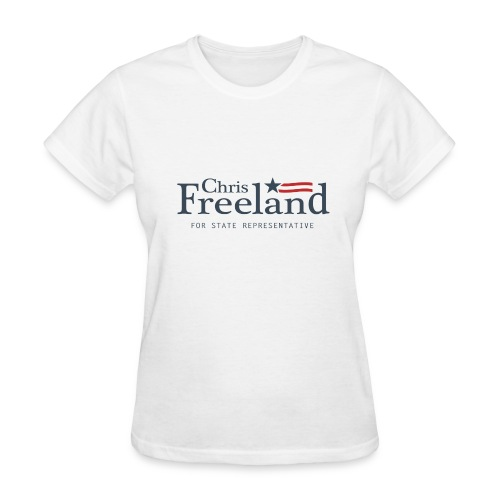 FREELAND FOR STATE REP - Women's T-Shirt
