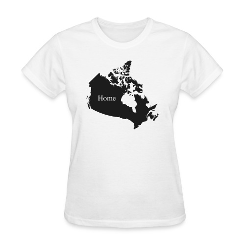 Canada Home - Women's T-Shirt