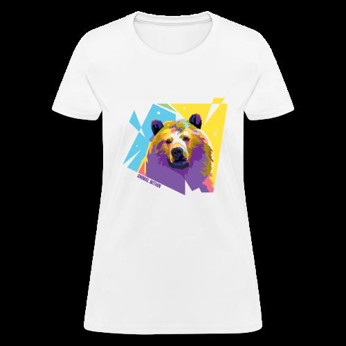 Bear Within - Women's T-Shirt