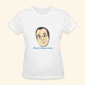 David Feldman Show Official Logo - Women's T-Shirt