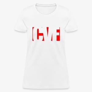 Font 2 - Women's T-Shirt
