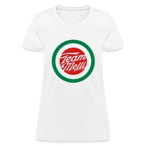 TEAM MELLI RETRO BADGE - Women's T-Shirt