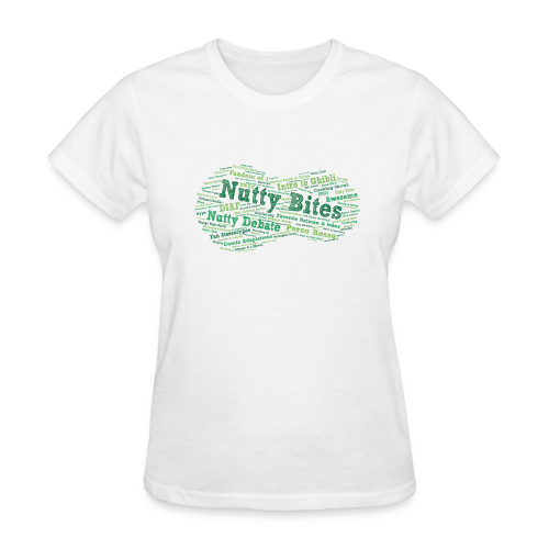 Nutty Bites 100! - Women's T-Shirt