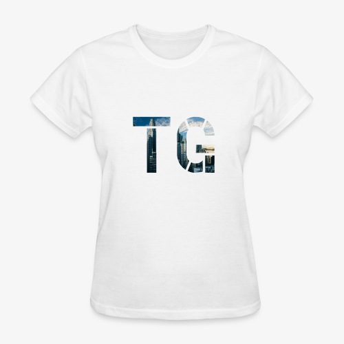 Initials 2 - Women's T-Shirt