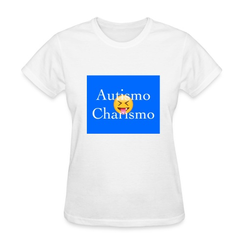 Autismo Charismo Logo - Women's T-Shirt
